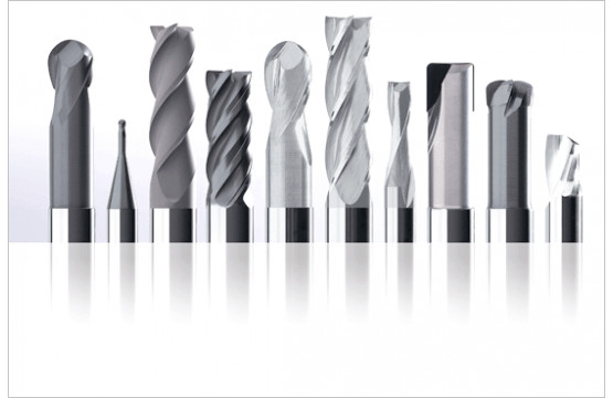 Milling Cutters for CNC Machines